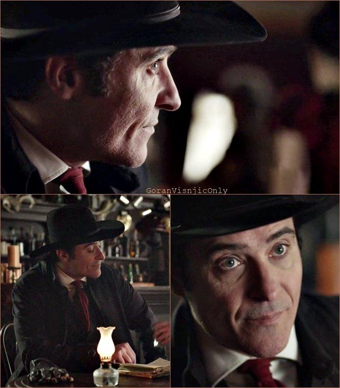 Timeless Episode 12 captures Garcia Flynn #2