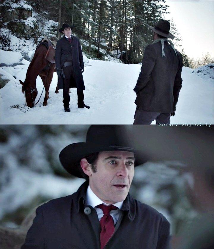 Timeless Episode 12 captures Garcia Flynn #3