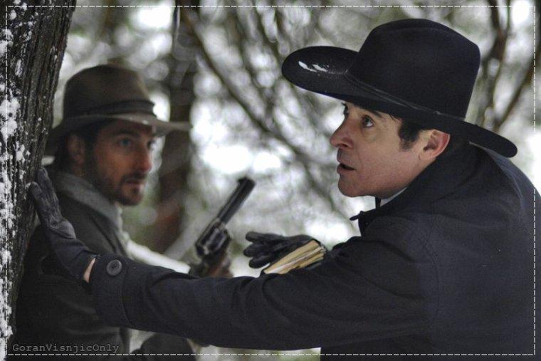 Timeless Episode 12 captures Garcia Flynn #4