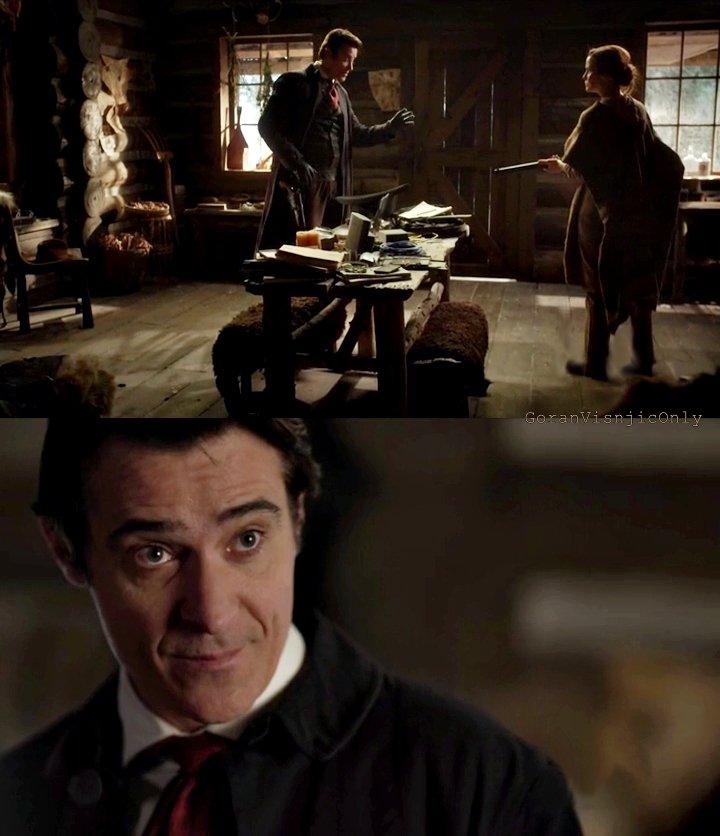 Timeless Episode 12 captures Garcia Flynn #5