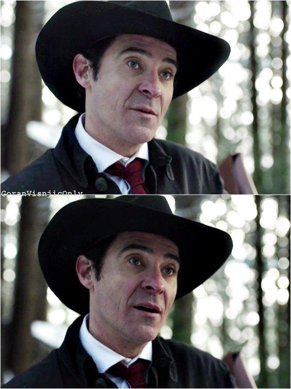 Timeless Episode 12 captures Garcia Flynn #7