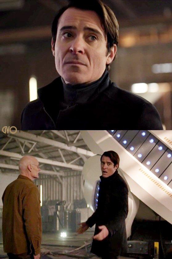 Timeless Episode 13 captures Garcia Flynn #1