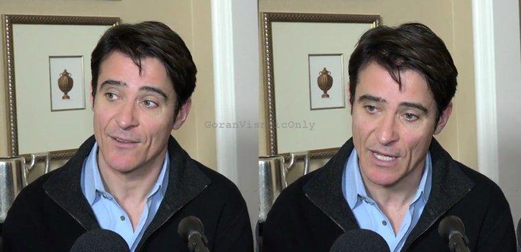 interview Goran et Malcolm suite