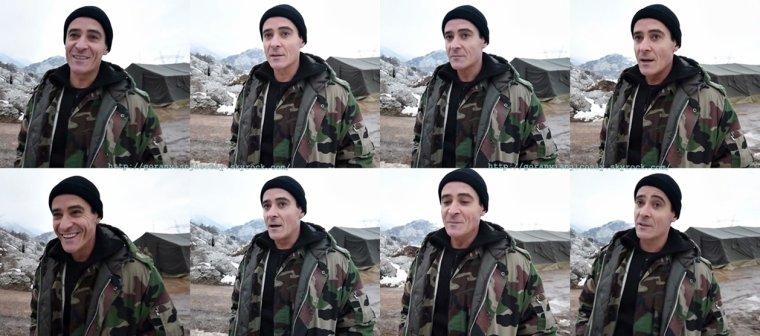 """captures vidéos interview pour le tournage de """"General """" #1"""
