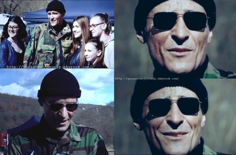"Goran pour ""General"" video interview"