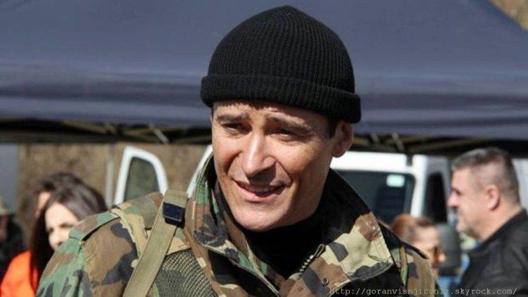 """new video et photos de Goran  """"General"""" à Livno"""