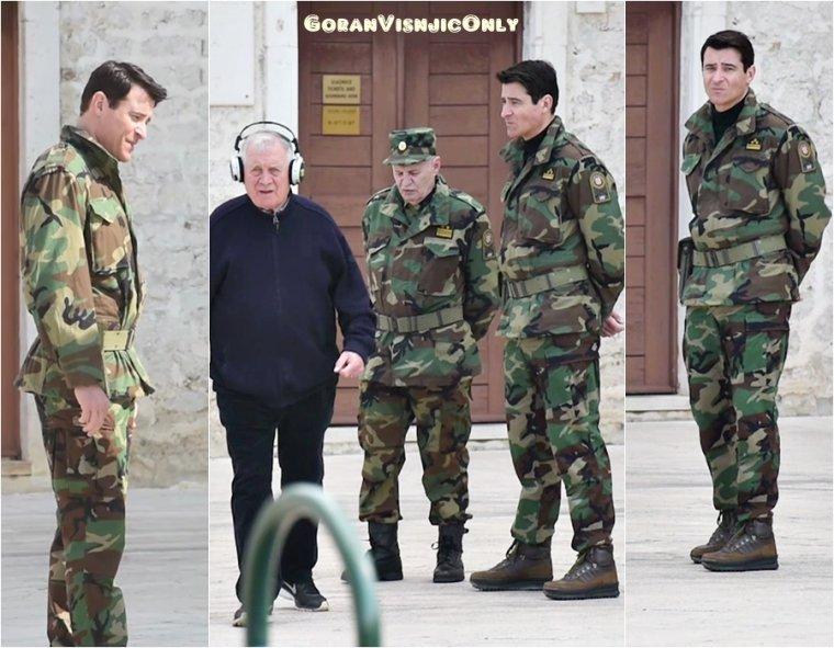 Goran pour General à Zadar Videos