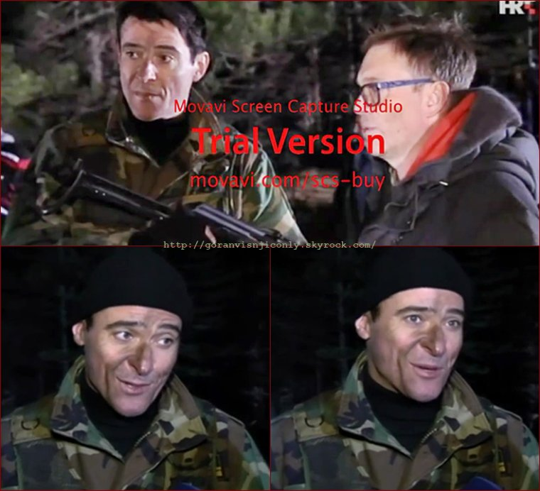 des videos pour General Ante Gotovina à Livno