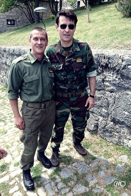 photos diverses pour General en mai à Knin