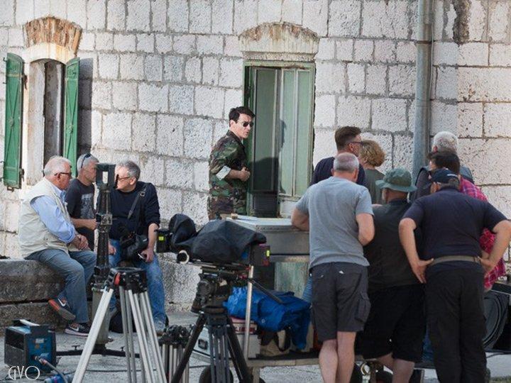 Photos de tournage pour General à Imotski