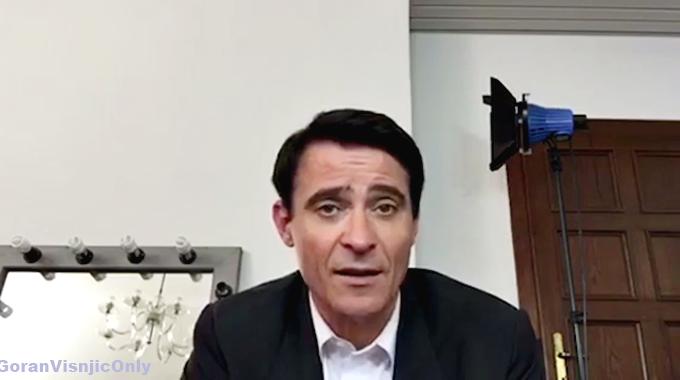 Goran Visnjic soutient une candidature pour la mairie