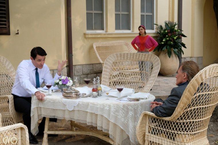 Photos de tournage pour General à Split