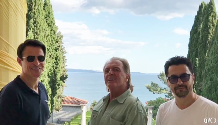 Photos de tournage pour General à Split #2