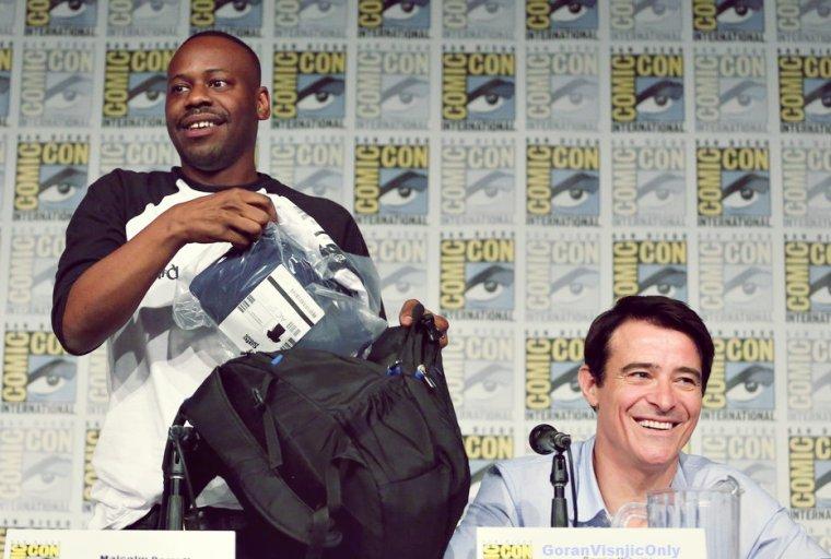 Goran au Comic Con de San Diego 2017 Les photos #1