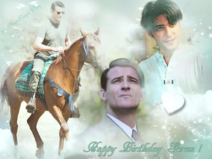Happy Birthday Goran