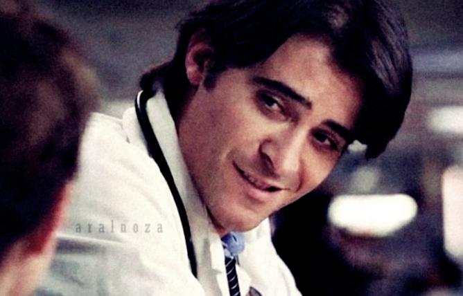 Goran dans Urgences sur instagram