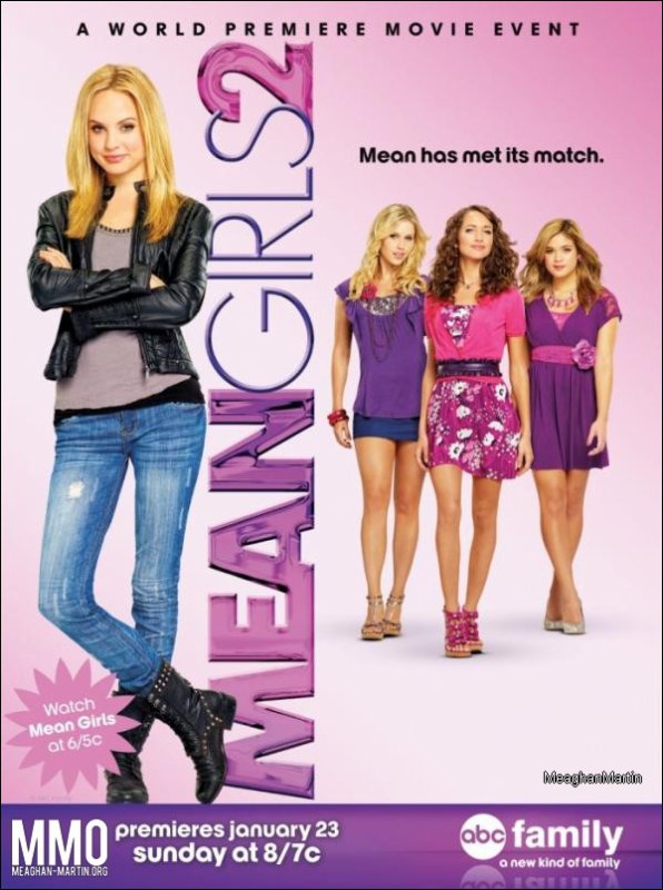 : Mean Girls 2 ;