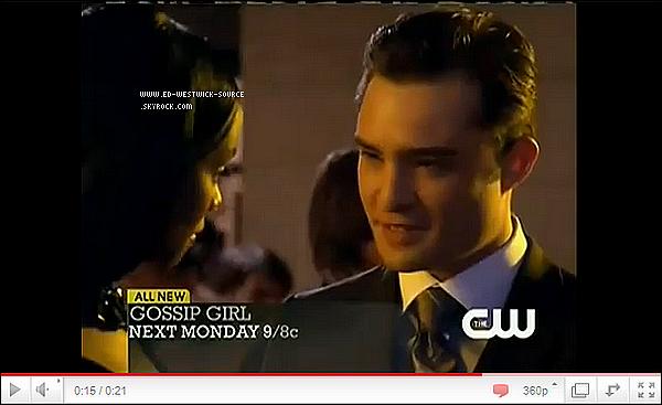- Le 27/01/11 - Ed se rendant sur le tournage de la saison 4 de Gossip Girl pour tourner une scène. TOP/FLOP ? -