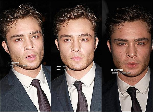 . 07/02/11 : Ed s'est rendu à la soirée British Film Awards 2011 à Londres. _UP or DOWN le costard? .