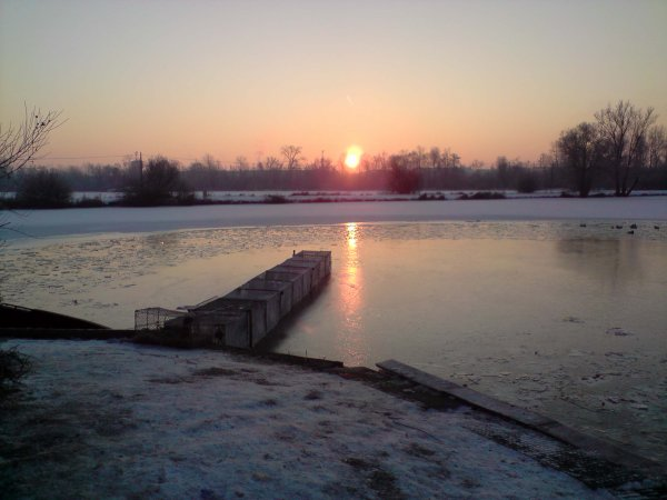Le paysage dans notre région (1) - L'hiver