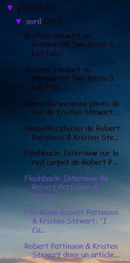 Site pour voir les photos du couple Robsten