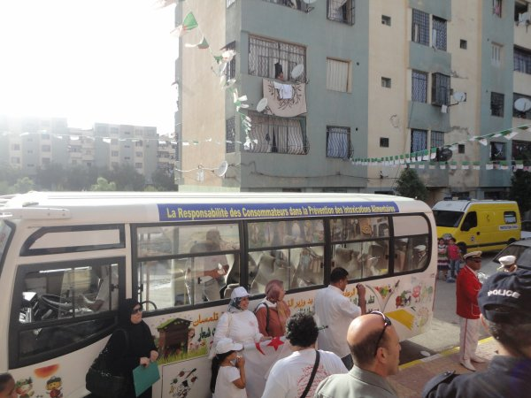 Coup d'envoi de la caravane « anti-intoxications »