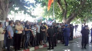 Sit-in des Face bookiens :« Basta  ya Hallaba !