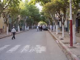 Ouled Mimoun quadrillée par les forces anti émeutes