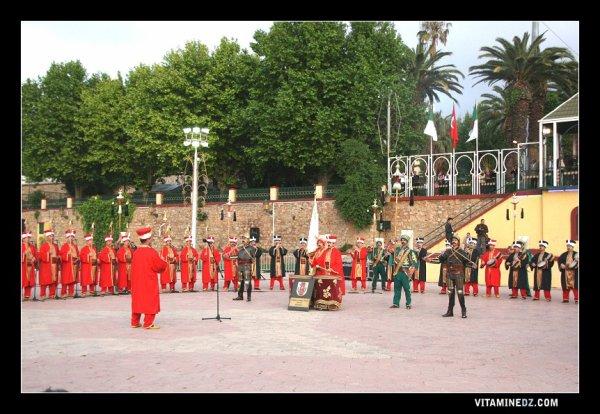 Retour sur la présence turque à Tlemce