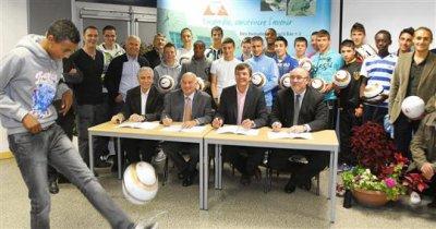 Le nouveau sport-études a pris son envol à Mulhouse (football)