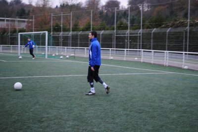 entraînement fcm du 17/11/2011