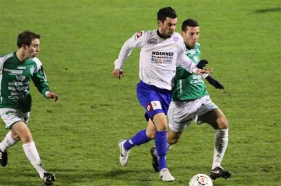 FC Mulhouse : un match référence