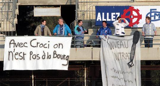 Le FC Mulhouse au bord de l'implosion