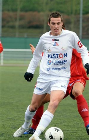 Dimitri Liénard premier renfort du FC Mulhouse