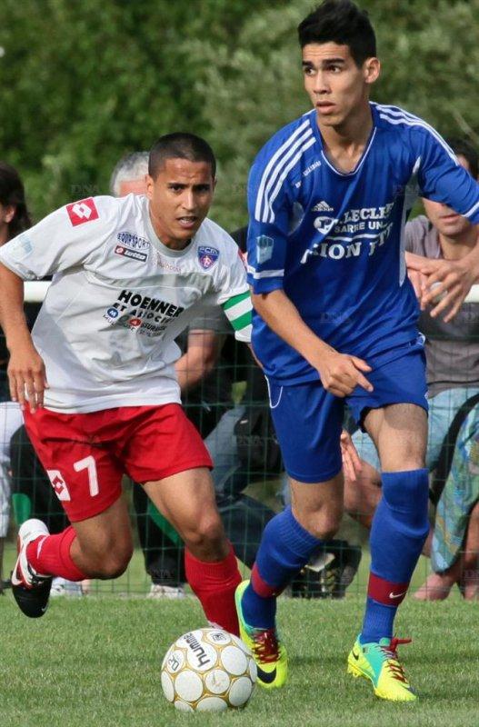 FOOTBALL Festival de Riquewihr : FC Mulhouse – Sarre-Union (2-2)