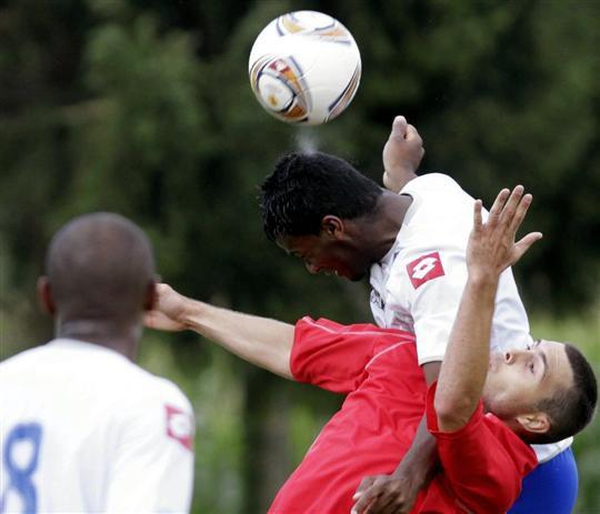 Le FC Mulhouse s'impose en toute fin de match
