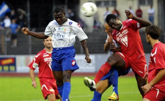 Laurent Croci : « Le FC Mulhouse n'est pas récompensé »