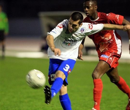 Le FC Mulhouse à la recherche d'une première à Villefranche