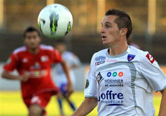 CFA : le FC Mulhouse tombe à Villefranche