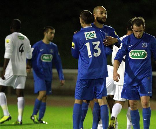 Le FC Mulhouse maîtrise