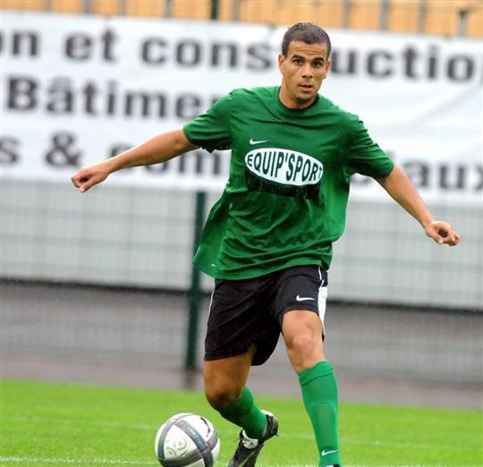 Khalid Kerssane rebondit à Sarre-Union