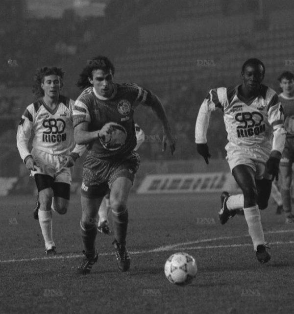 Depuis la saison 1986-87, le Racing et le FC Mulhouse se sont rencontrés à huit reprises en ...