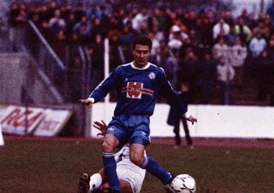 Marc Keller : « J'ai passé des années magnifiques au FC Mulhouse »