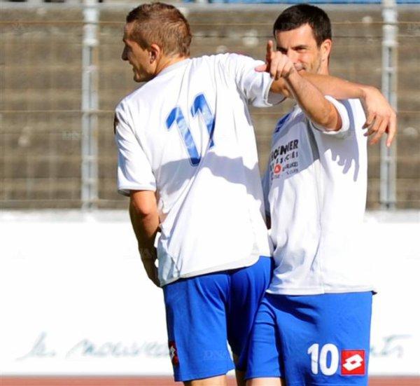 CFA FC Mulhouse – Racing, demain au stade de l'Ill (18 h)