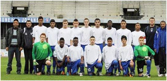 U17 Nationaux : derby FCM-Colmar 4-1 sur le synthé de Kembs
