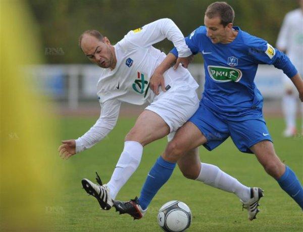 Avant Sarre-Union – FC Mulhouse, samedi (16h)