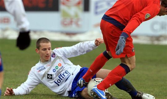 Le FC Mulhouse ne veut pas perdre le Nord à Jura Sud