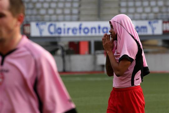 Le FC Mulhouse corrigé à Nancy (1-6)