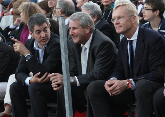 Jean Rottner : « La Région doit reconsidérer la situation du club »