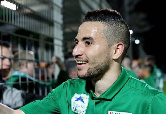 FC Mulhouse : Brahmia garde contact